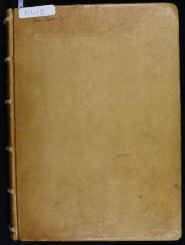 Knjiga godova (I. svezak)
